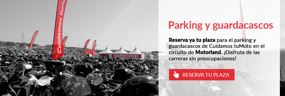 Parking y Guardacascos