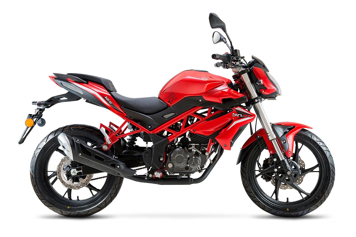 BENELLI BN125 2019 125 cm3 | moto roadster | 0 km | noir