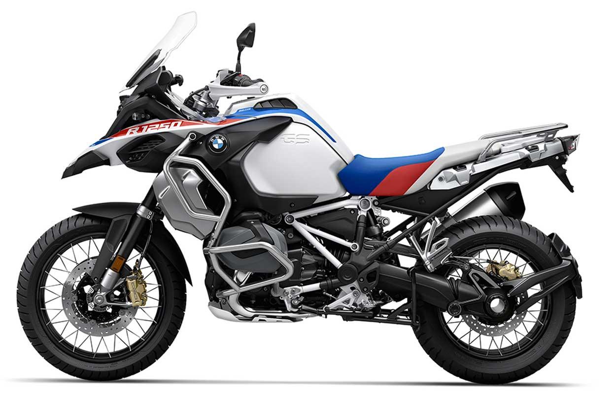 bmw bmw r 1250 gs adventure 2021   moto1pro