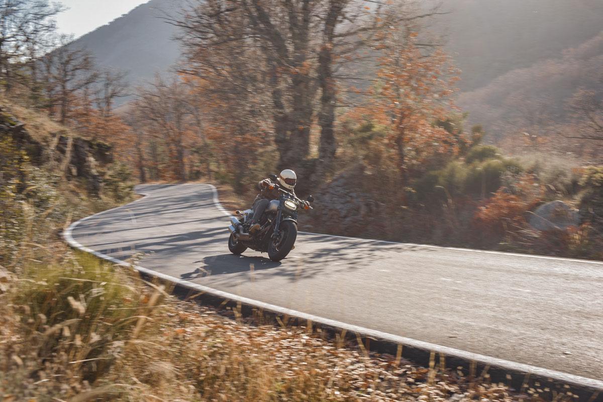 carretera moto