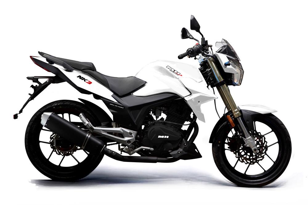MH Motorcycles NK3 125 - Cuerpo de moto grande - Moto125