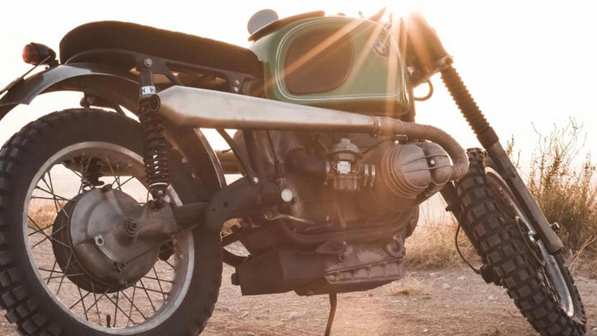 moto usada