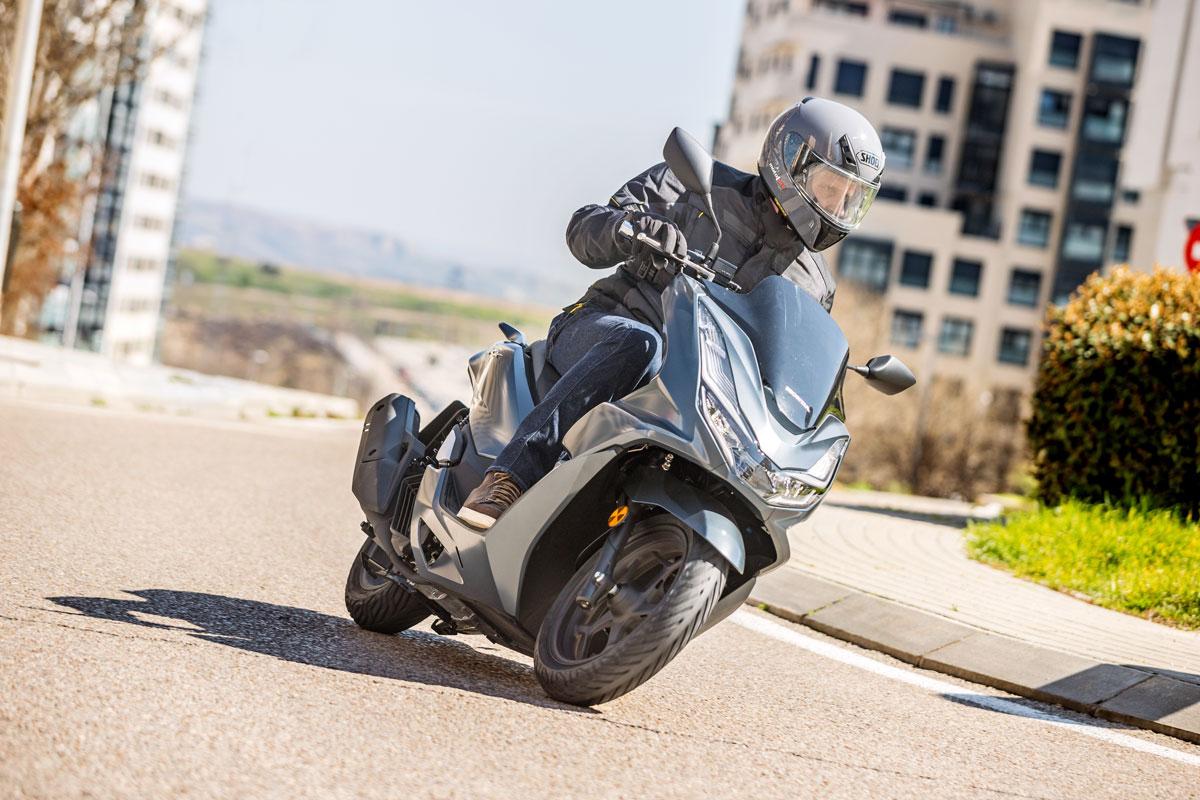 moto carnet B